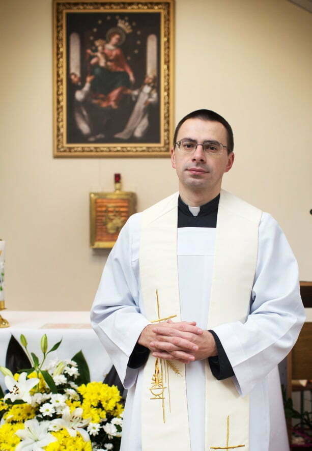 ks. Przemysław Król